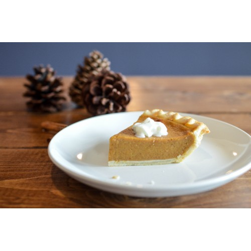 Natural Pumpkin Pie Flavor - MCT Oil Soluble