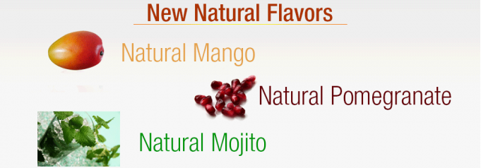 New Flavors March 2016